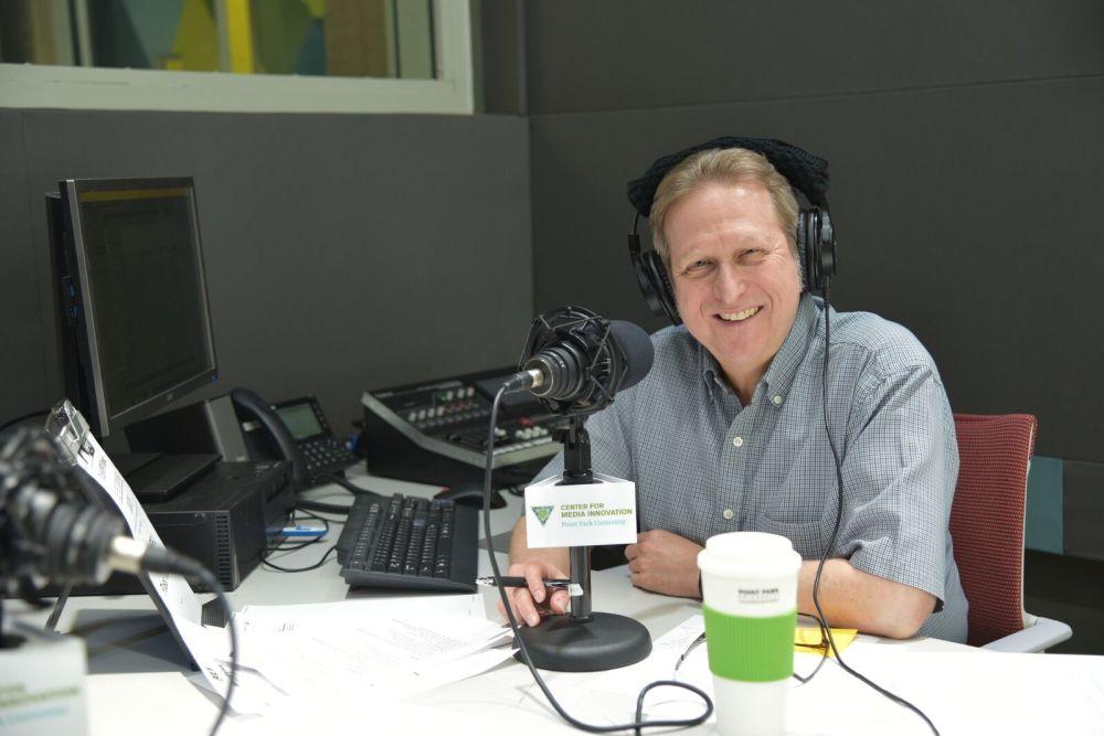 Steve Cuden in CMI