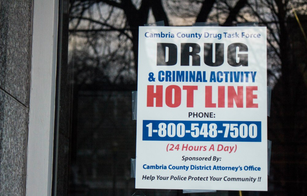 Drug Hotline